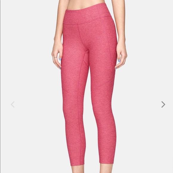 8326865d957cc Outdoor Voices Pants | Flamingo Warmup Leggings | Poshmark
